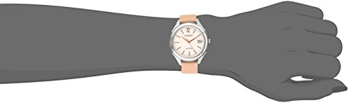 692f1ff9daa14f Citizen Women's 'Drive' Quartz Stainless Steel and Leather Casual Watch,  Color:Beige (Model: FE6140-03A)