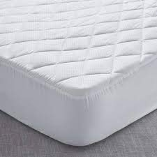 Lofty Sheets Sleeper Sofa Mattress Pad Cotton Top, in 600 TC Egyptian Cotton Available in Twin/Full /Queen (Twin 36 x 72 + 6 Inch Deep Pocket) White Solid