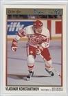 Vladimir Konstantinov (Hockey Card) 1991-92 O-Pee-Chee Premier - [Base] #118