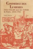Commerce Des Lumieres: John Oswald and the British in Paris, 1790-1793