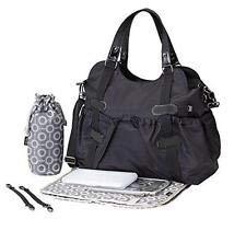 - OiOi Tote Diaper Bag, Black