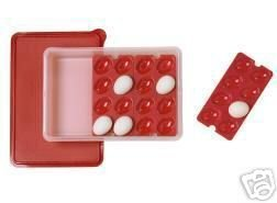 Tupperware Cold Cut Keeper + Deviled Egg Insert Trays by ()