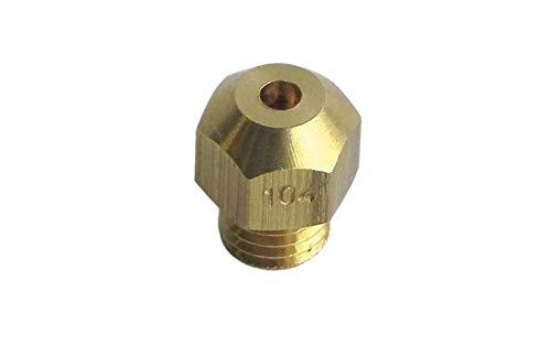 Beko - Inyector Gas Natural diámetro 104 horno - 431100009: Amazon ...