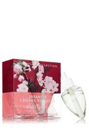 Bath and Body Works Wallflowers Refill Bulbs 2 Pack Japanese Cherry Blossom (Refill Fragrance)