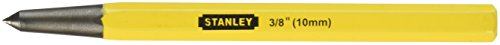 Stanley 16-236 3/8-Inch X 5-1/2-Inch Prick Punch Prick Punch