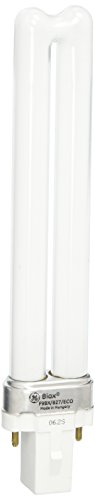 GE Lighting 97558 F9BX/827/ECO 9 Watt - 2700K 2-Pin Biax CFL