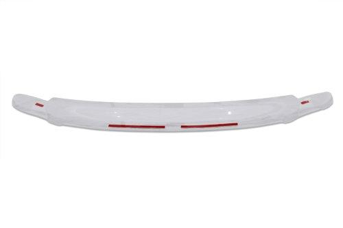 Auto Ventshade 45718-C Deluxe Clear Bugflector II - 3 Piece