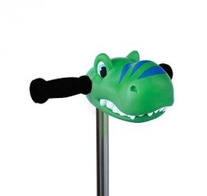 Cheapest Price! Scootaheadz Kids Dinosaur and Horses T-Bar Kick Scooter Accessory Toy,Danny Dino Gre...