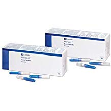 Hub Needles Plastic - Monoject Dental Needle - 30G Short Plastic Hub