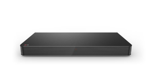 LG Electronics LAP240 Sound Plate 100W Slim 4.1 Surround Sound Speaker System with Built-In Sub Woofer and Bluetooth (Base For 55 Inch Lg Tv)