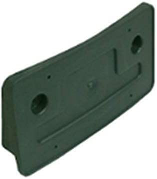 Partslink Number FO1068128 Sherman Replacement Part Compatible with FORD MUSTANG Front bumper license bracket