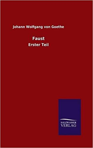 Ebook downloads for free Faust (German Edition) PDB 3846060216