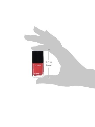 Amazon.com : Chanel Le Vernis Longwear Nail Colour 524 Tuban for Women, 0.4 Ounce : Beauty
