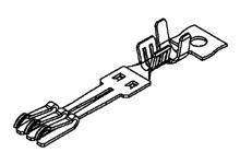 I/O Connectors TERMINAL FOR SATA POWER RECEPTACLE G/F (10 (Terminal Receptacle)