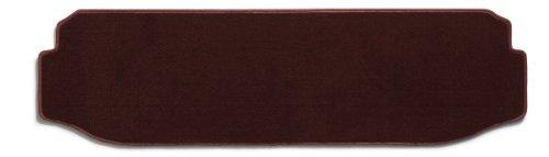Premier Custom Fit 1-piece Cargo Area Carpet Floor Mat for Chevrolet and GMC (Premium Nylon, Wine)