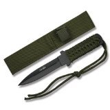 Survivor HK-7521 Outdoor Fixed Blade Knife 7-Inch Overall