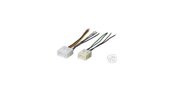 amazon.com: stereo wire harness mazda 929 92 93 94 95 96 (car radio wiring  installation p. : automotive  amazon.com
