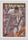1988 Topps Baseball Card # 264 Les Straker Minnesota Twins