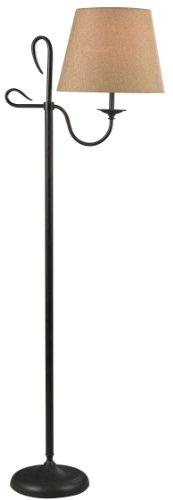 (Kenroy Home 32178GFBR Cromwell Floor Lamp)