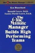 One Minute Manager Builds High Performing Teams The Rev.  The One Minute Manager