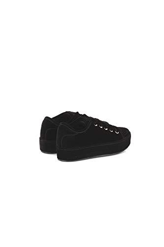 Donna Bobbio Autunno Pinko Inverno Sneakers 19 Nero 2018 37 6OndwWH