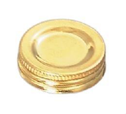 B&P Lamp Aladdin Brass Filler Cap
