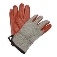 North 85/3729M by Honeywell Medium Worknit Heavy Weight Black Nitrile Palm and Finger Coated Work Gloves with Cotton Liner and Slip-On Cuff (1/PR) ()