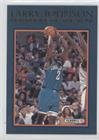 Larry Johnson (Basketball Card) 1992-93 Fleer - Larry Johnson Rookie of the Year #4
