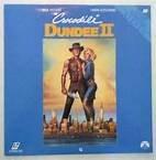Crocodile Dundee II (Laserdisc)