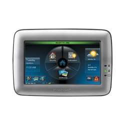 Honeywell Ademco TUXWIFIS Tuxedo Touch Controller w/ Wi-Fi, Silver (6280i) by Honeywell Ademco