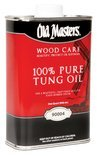 Old Masters 90004 Pure Tung Oil