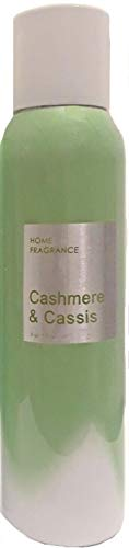 Natural Air Freshener Spray Cashmere + Cassis Fragrance Room Freshener, 6 oz.
