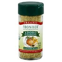 Frontier Natural Products Adobo Seasoning, Og, 2.86-Ounce ( Multi-Pack)