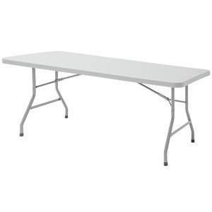 Rectangular Plastic Table, 96''