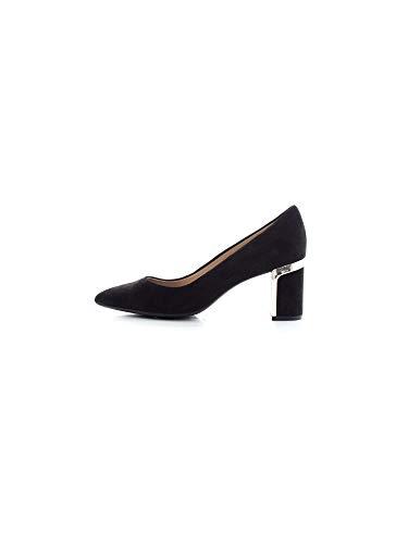 Noir à Chaussures Talons DKNY K3869899 Femme x74Xnfw