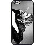 """Kurt Cobain Iphone 6s Plus Case, Kurt Cobain Cell Phone Case Iphone 6 Plus/ 6s Plus 5.5"""" TPU Case"""