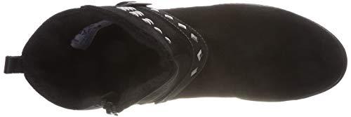 Ricosta Bottines Noir Riva schwarz 097 Fille q6nwfq7gP
