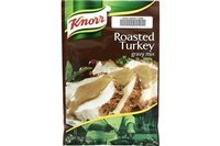 Gravy Mix (Roasted Turkey) - 1.2oz [Pack of 6] by Knorr