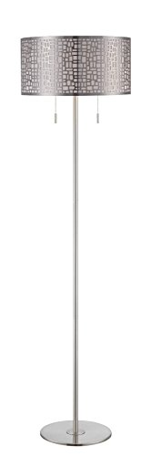 Lite Source Floor Lamps Ls-82174Ps Torre Floor Lamp, 59.75