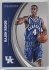 Rajon Rondo (Trading Card) 2016 Panini Kentucky Wildcats - [Base] - Silver #36