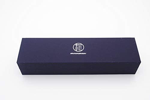 Moonman N3 - Pluma estilográfica (punta de iridio, caja original): Amazon.es: Oficina y papelería
