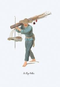 - Buyenlarge Pipe-Seller Fine Art Canvas Print (28