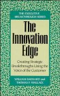 The Innovation Edge, William Barnard and Thomas F. Wallace, 0471131962