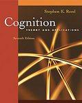 Cognition: Theory and Applications 7th edition pdf