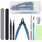 Keadic 9Pcs Gundam Model Tools Kit Hobby Building