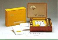 ビワ葉温灸療法 細棒もぐさ温灸セット   B00ASU91Z2