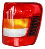 TYC 11-5275-90 Jeep Grand Cherokee Passenger Side Replacement Tail Light Assembly ()