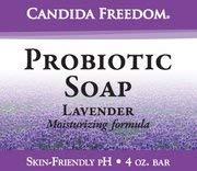 Three (3) Bars of Candida Freedom Probiotic - Probiotic (3) Lavender Soap 4 oz - 3 bars [並行輸入品] B07N4M4QWR, ヴィヴィド フォー ユー:0ad42480 --- ijpba.info