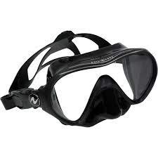 Diving Aqualung Gear - Aqua Lung Linea Single Lens Dive Mask