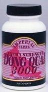 Imperial Elixir Dong Quai Extra Strength -- 3000 mg - 60 Capsules